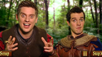 Help Princes Dick and Dom win ingredients for their potion